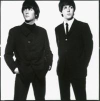 Lennon and McCartney, January 1965